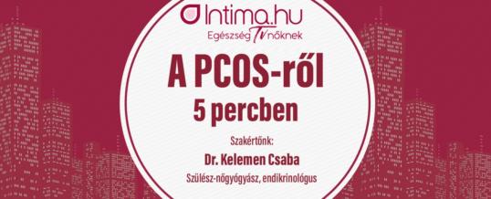 Tudj meg mindent a PCOS-ről – videó